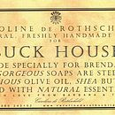 Sample House Name Label