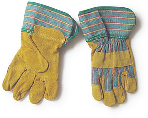 Small Gardening Gloves for Children - garden tools & equipment