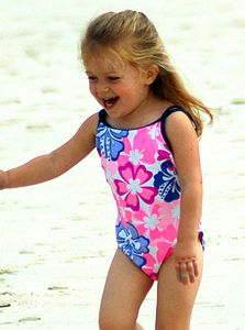 Girl's Swimsuit - children's swimwear & beachwear