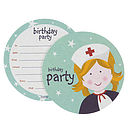 Nurse Birthday Party