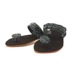Melia Toe Post Sandals - shoes