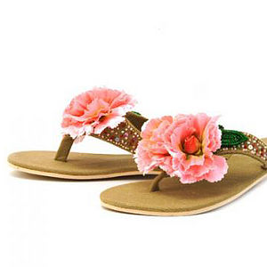 Bloom Flip Flops - shoes