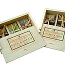 Personalised Box of Natural Handmade Soaps