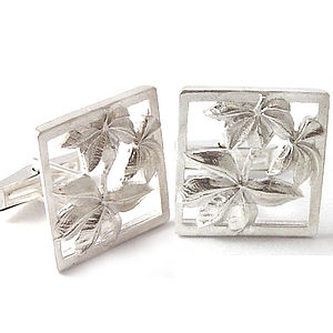 Autumn Cufflinks - cufflinks