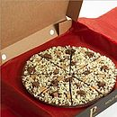 Crunchy Munchy Chocolate Pizza