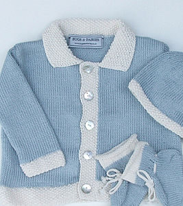Baby Cashmere Set - maternity essentials