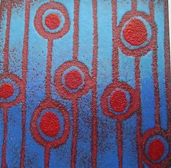 red circles enamel