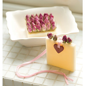 Bed of Roses Soaps - soap gift sets