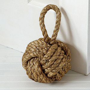 Jupe Doorstop - inspired by the seaside