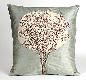 Cloud Tree Cushion