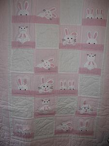 Playmat With Rabbits, Ducks Or Transport
