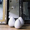 Egg candleholder - small group