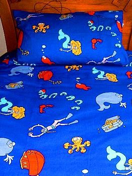 Under the Sea Duvet Set