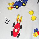 Racing Cars Short Pyjamas