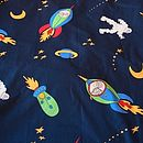 Outer Space Fabric Swatch
