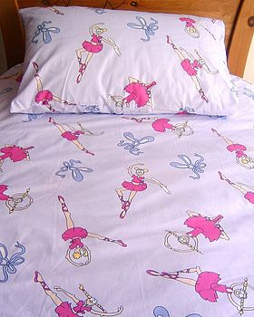 Ballerina Bedding
