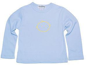 Organic Boy Long-Sleeved Top