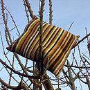 Handmade Cushion Autumn Leaves