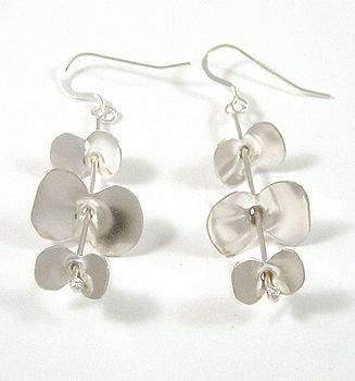 eucalyptus earrings - 2