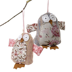 Wise Owl - soft toys & dolls
