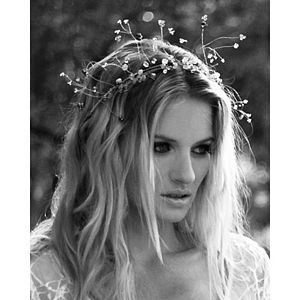Woodland Tiara - wedding jewellery