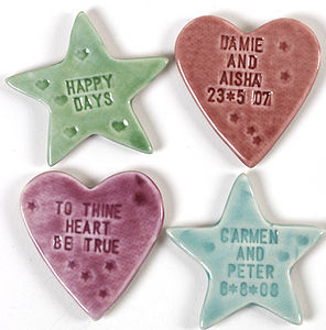 Personalised Magnet Favours