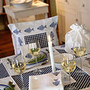 Fish Table Linen Collection