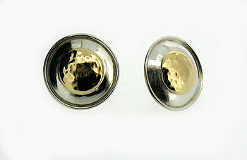 Silver & Gold Earrings