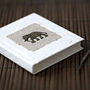 Elephant dung notebooks 2