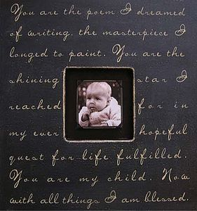 You are the Poem… Sugarboo Designs - picture frames