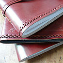 Leather photo albums 2