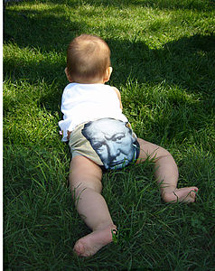 Political Nappy Pantlet Collection - clothing