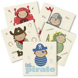 Boys Card Multipack