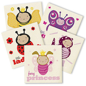 Girls Card Multipack - birthday cards