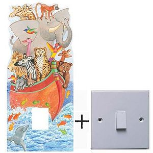 Adventure Light Switch Cover