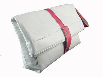 White Ladies Wash Bag