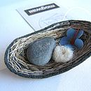 Lismore nest brooch pin
