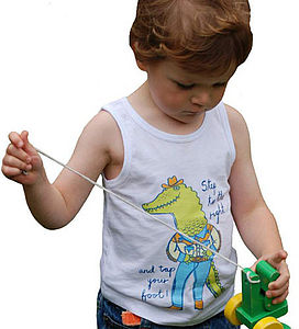Crocodile Bill Gift Set - clothing
