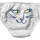Caley Cat pants back