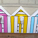 beach hut peg rack_bright