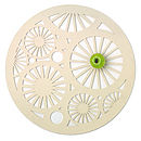 Stella table-top piece, cream