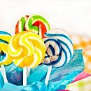 Swirly lollipops
