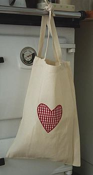 heart bag or