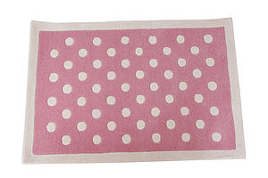 Dotty Rug - office & study