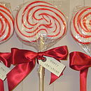 Whopper Lollipops