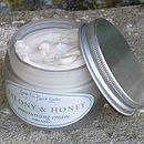 Paeony & Honey Organic Moisturiser
