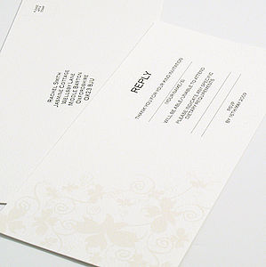 Kensington Reply Cards