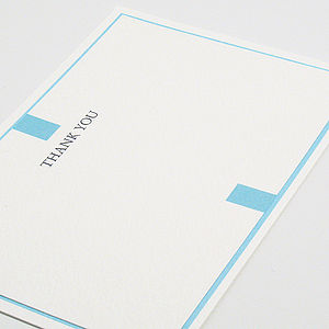 Johansson Thank You Cards