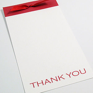 Munroe Thank You Cards