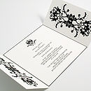 Winslet Wedding Invitations
